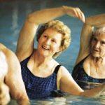 Für körperliche Bewegung ist es nie zu spät